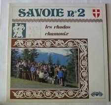 LES RHODOS CHAMONIX (LP 33T) SAVOIE N° 2