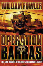 Operation Barras: The SAS Rescue Mission Sierra Leone 2000 (Cassell Military Pap