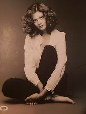 Susan Sarandon Young & Sexy Authentic Autographed 11x14 Photo PSA/DNA
