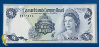 1971 $1 Cayman Islands Currency Board Uncirculated Banknotes of all Nations