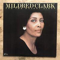 Mildred Clark Self-Titled 1976 Vinyl LP ABC Peacock Records PL-59228