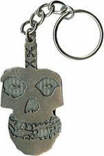 Misfits - Skull Logo - Metal Keychain - Brand New - Music Band 2074