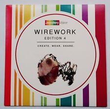 Jewellery Making Tutorial CD (Jewellery Maker) - Wirework Edition 4