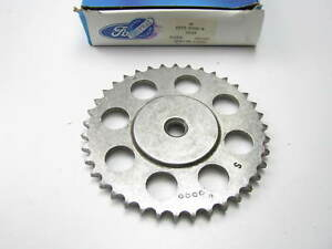 NEW GENUINE OEM Ford E6TZ-6256-A Engine Timing Cam Sprocket