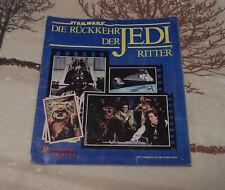 Panini Sammelalbum Komplett Star Wars - Die Rückkehr der Jedi Ritter ROTJ