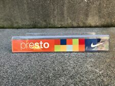 Nike VINTAGE PRESTO Shoe Shelf Shelves Display for Slat Walls | Great Condition