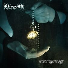 WHYZDOM - As Time Turns To Dust - CD DIGIPACK