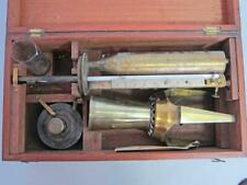 MANLEYS PATENT ALCOHOLMETER by J LONG similar item in Science Museum London