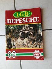 LGB Depesche Heft Nr. 69