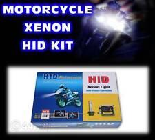 Motorbike Slim Ballast Xenon HID light Kit H1 12000k