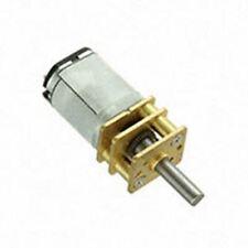 GEARMOTOR 2600 RPM 12VDC