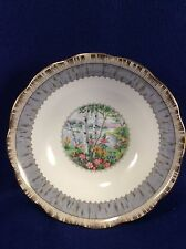 Royal Albert Silver Birch Coupe Cereal Bowl - Excellent Condition -