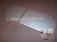 Saeco Royal Deckel für Wassertank und Bohnenbehälter, silber, Neuware
