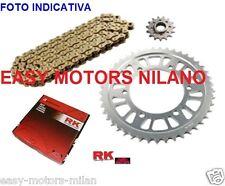 KIT TRASMISSIONE KR+JT CATENA+PIGNONE+CORONA Honda CBR Fireblade 1000 2006>2007