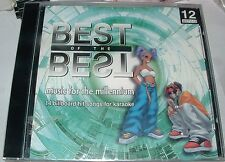 the Best of the Best Music for the Millenium 14 tracks BSTV-12 video CD Karaoke