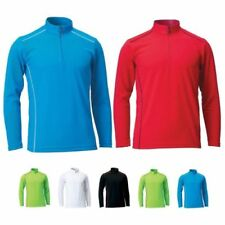 Long Sleeve Solid Regular Size T-Shirts for Men