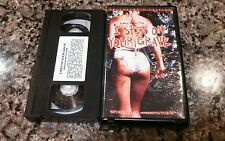 I SPIT ON YOUR GRAVE VHS! 1978 RAPE REVENGE!  The Evil Dead 2 Hostel 2 Insidious