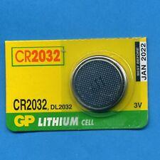 2 x CR2032 2032 DL2032 3V GP Lithium Coin Cell Batteries