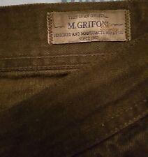 Pantaloni/jeans MAURO GRIFONI  colore nero  Modello SY3 90153 ROCCO  Taglia 32