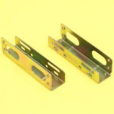 """3.5"""" To 5.25"""" Hard Disk Drive HDD / Removeable Disk Drive Bracket"""