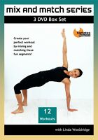 PILATES BARRE DVD - Barlates Body Blitz MIX AND MATCH SERIES BOX SET 12 workouts