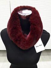Collo sciarpa ad anello fascia donna ALEX MAX in morbida pelliccia ecologica 21e9dfceaaa