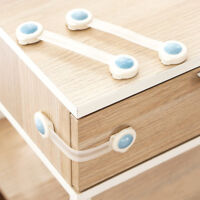 1/5/10PCS Baby Safety Lock Children Drawer Door Cabinet Lock Kid Protector Guard
