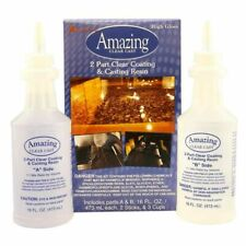 Amazing Casting Products 10591 Clear Resin