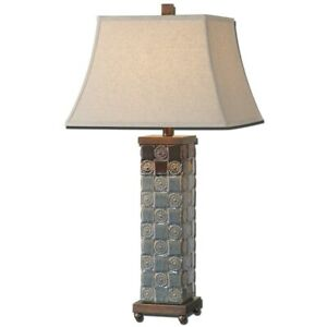 Uttermost Mincio Ceramic Table Lamp - 27398