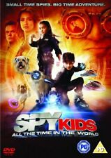 Spy Kids 4 - All The Time in The World 5017239197154 DVD Region 2