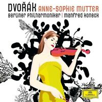 ANNE-SOPHIE/HONECK,MANFRED/BP MUTTER - DVORAK (DELUXE EDITION)  CD + DVD NEW