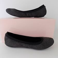 Bandolino Edition 2 Round Toe Canvas Women Flats Size 6.5 M AL1837