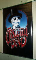 GRATEFUL DEAD 1990 Rick Griffin Skeleton Poster