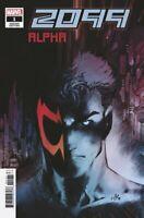 2099 Alpha #1 Cover C Variant | NM | Marvel Comics 2020 Spider-man
