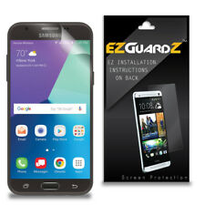 2X EZguardz Clear Screen Protector Shield 2X For Samsung Galaxy J3 Eclipse J327V