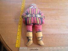 "The Burger King plush stuffed doll 13"" vintage"
