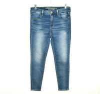 "American Eagle Super Stretch Jegging Jeans Women's 8 Short Skinny 26.5"""