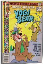 YOGI BEAR (1977 MARVEL) 5 G-VG July 1978