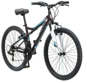 Mongoose Silva 26-in. Women's Mountain Bike-Purple Brand new