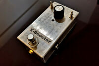X-Booster Amp | True Bypass | Booster Clone EP