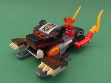 ★ LEGO CHIMA - 70223 - ACCESSOIRES - LA MOTO DE FEU / OURS - NEUF !!