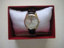 Pulsar cal. PC 21 DPRNO Leather Watch $115