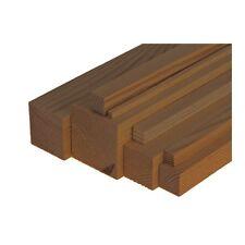 LISTELLI 4x4x1000 mm  (3 Pz)  NOCE WALNUT  NOGAL QUADRATI STRIPS  ( OCC 180144)