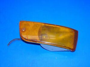 PORSCHE 968 RIGHT PASSENGER SIDE RH TURN SIGNAL LIGHT LENS ASSEMBLY OEM