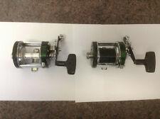 2 x ABU Garcia Ambassadeur 6500 C3 CT Mag Elite Reels