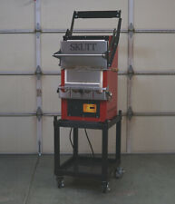 Glass Kiln for Flameworking or More, Skutt 240V, with Rolling Stand. Local P/U.