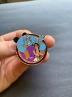 Aladdin & Genie- Best Friends- classic Disney Pin