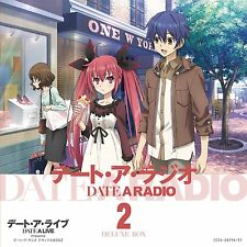 Date A Live anime Music Soundtrack Cd Box2