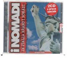 I NOMADI IN ITALIA ERANO  - 2 CD F.C. SIGILLATO!!!