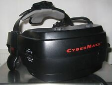 Cybermaxx Victormaxx Technologies Virtual Reality Gaming Headset Vintage
